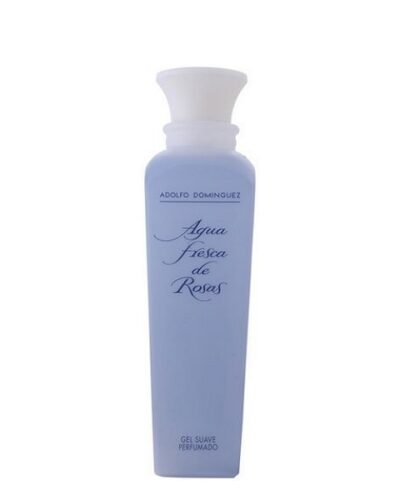 Adolfo Dominguez Agua Fresca De Rosas Shower Gel 400ml
