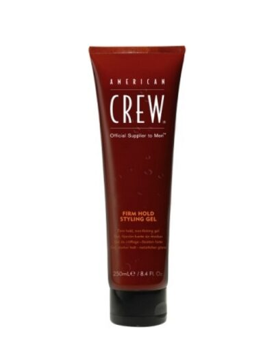 AMERICAN CREW FIRM HOLD STYLING GEL TUBE 100ml