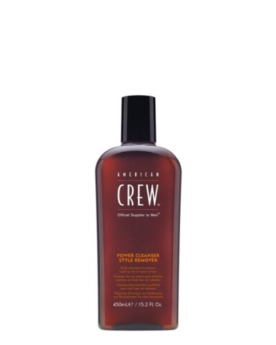 AMERICAN CREW POWER CLEANSER STYLER REMOVER SHAMPOO 450ml