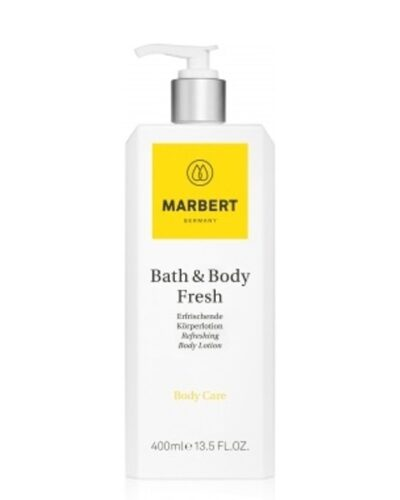 MARBERT B&B Fresh Body Lotion 400ml