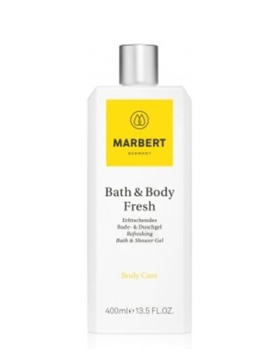 MARBERT B&B Fresh Shower Gel 400ml