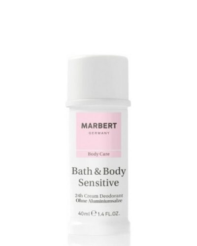 MARBERT B&B Sensitive Cream Deo 40ml