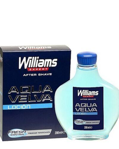 WILLIAMS AQUA VELVA AFTER SHAVE 200ml