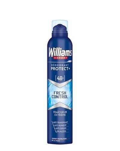 WILLIAMS DEODORANT FRESH CONTROL SPRAY 200ml