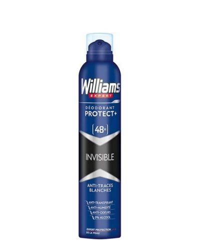 WILLIAMS DEODORANT INVISIBLE SPRAY 200ml