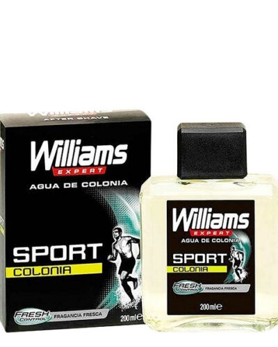 WILLIAMS SPORT EAU DE COLOGNE 200ml