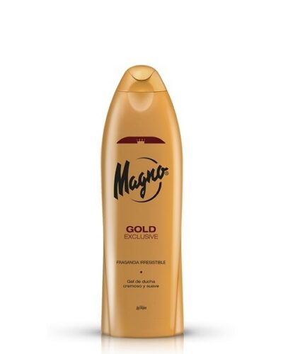 Magno Gold shower gel 550ml
