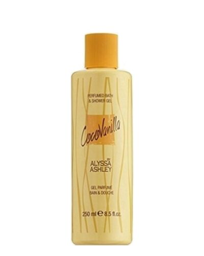 ALYSSA ASHLEY COCOVANILLA Perfumed Bath & Shower Gel 250ml