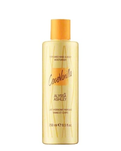 ALYSSA ASHLEY COCOVANILLA Perfumed Hand & Body Moisturiser Lotion 250ml