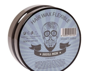 K89 SKULL MEN flexible fixing wax 100ml
