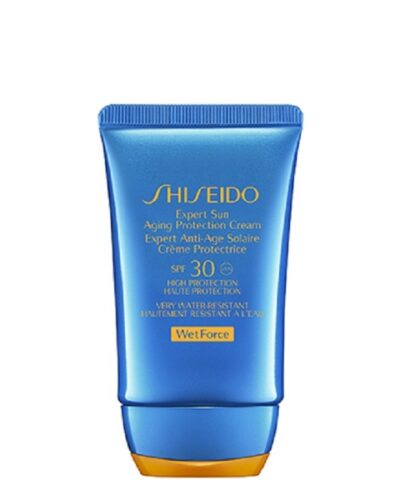 SHISEIDO Expert Sun Aging Protection Cream SPF30 WETFORCE 50ml