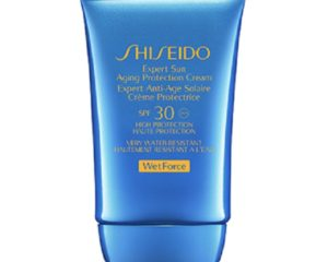 SHISEIDO Expert Sun Aging Protection Cream SPF30 WETFORCE 50ml