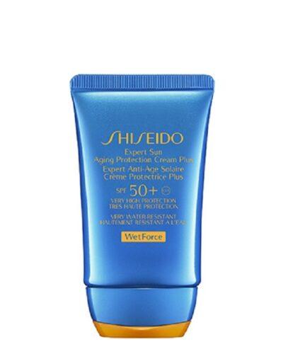 SHISEIDO Expert Sun Aging Protection Cream SPF50 WETFORCE 50ml