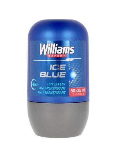 WILLIAMS DEODORANT ICE BLUE ROLL ON 75ml