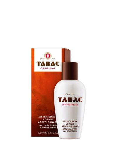 TABAC ORIGINAL After Shave Lotion Natural Spray 100ml