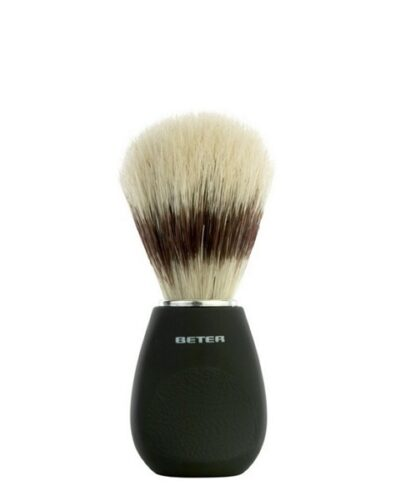 BETER Shaving Brush Black Handle
