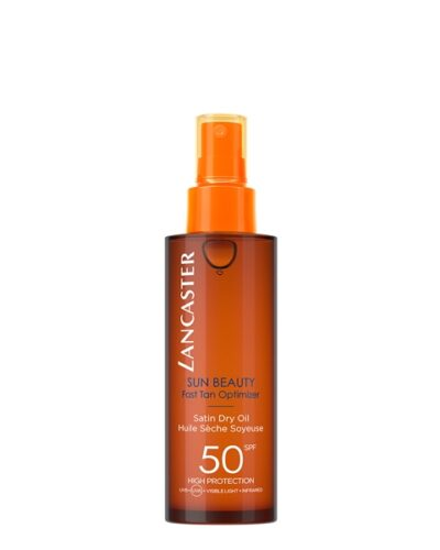 Lancaster Sun Beauty Satin Dry Oil SPF50 150ml