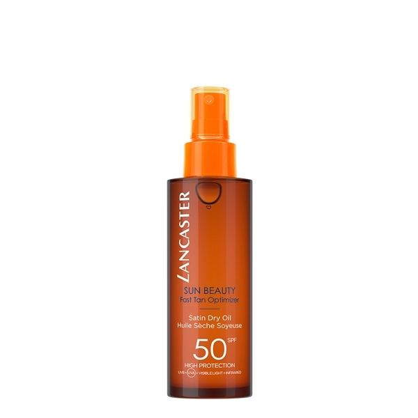 Lancaster Sun Beauty Satin Dry Oil SPF50 150ml