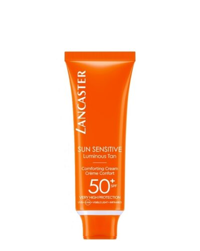 Lancaster Sun Sensitive Comforting Cream SPF50+ 50ml