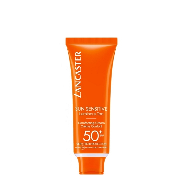 Lancaster Sun Sensitive Comforting Cream SPF50+ 50ml