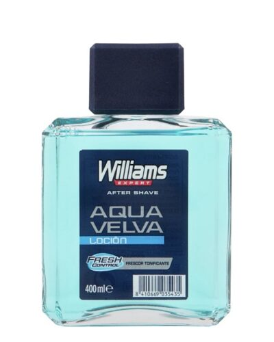 WILLIAMS AQUA VELVA AFTER SHAVE 400ml