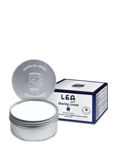 LEA CLASSIC Shaving Cream In Aluminum Jar 150gr