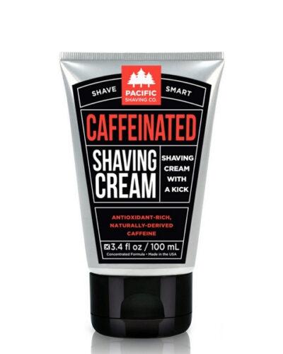 Pacific Shaving Co. Caffeinated Shaving Cream 100ml