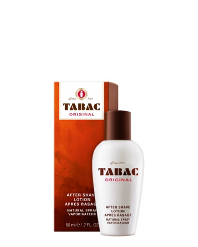 TABAC ORIGINAL After Shave Lotion Natural Spray 50ml